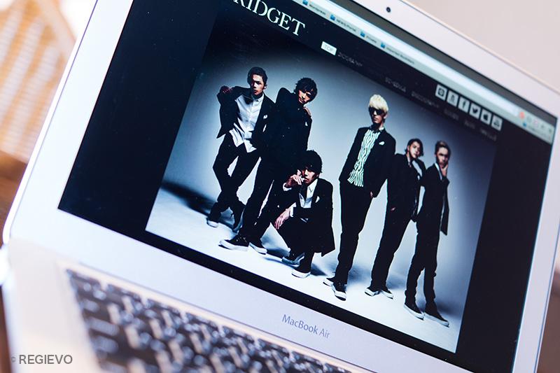 BRIDGETの新曲と新サイトはREGIEVOが満載すぎる