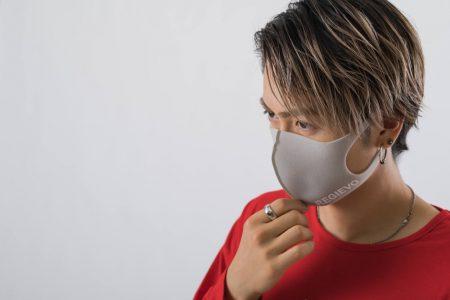 マスクだってお洒落にしたい!〜REGIEVOマスク〜
