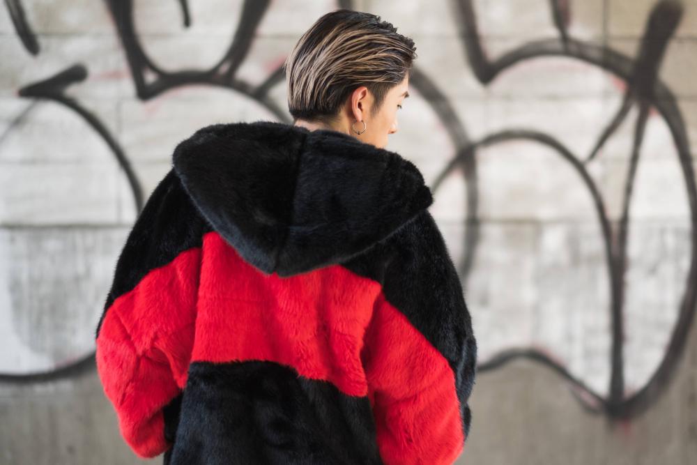 ストリートファッションに人気のエコファージャケット
